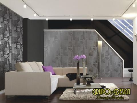 Papel de parede grupo em design - Papel pared moderno ...